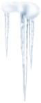 Icicles PNG Clipart icon png
