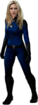 Invisible Woman PNG Clipart Background icon png