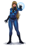 Invisible Woman PNG File icon png