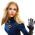 Invisible Woman PNG Image Free Download icon png
