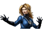 Invisible Woman PNG Transparent File icon png
