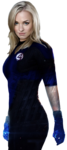 Invisible Woman PNG Transparent Photo icon png