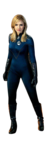 Invisible Woman Transparent PNG icon png