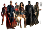 Justice League PNG Transparent Image icon png