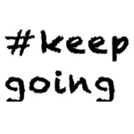 Keep Going PNG File icon png