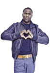 Kevin Hart Transparent PNG icon png