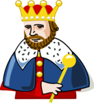 King PNG File icon png