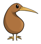 Kiwi Bird PNG File icon png