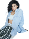 Kylie Jenner Transparent Background icon png