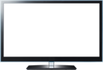 LCD Screen TV PNG icon png