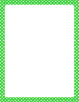 Lime Border Frame PNG HD icon png