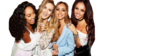 Little Mix PNG Transparent Picture icon png