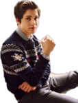 Logan Lerman PNG HD icon png