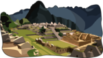 Machu Picchu PNG File icon png