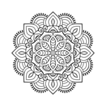 Mandala PNG Free Download icon png