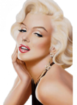Marilyn Monroe PNG Clipart icon png
