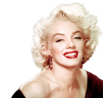 Marilyn Monroe PNG File icon png
