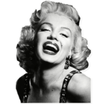 Marilyn Monroe PNG Transparent Image icon png