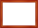 Maroon Border Frame PNG HD icon png