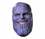 Marvel Thanos PNG Transparent Image icon png