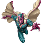 Marvel Vision PNG Image icon png