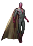 Marvel Vision PNG Transparent Image icon png
