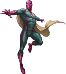 Marvel Vision PNG Transparent icon png