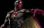 Marvel Vision Transparent PNG icon png