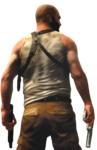 Max Payne PNG File icon png