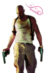 Max Payne PNG Transparent Image icon png