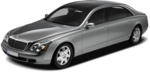 Maybach PNG Transparent Image icon png