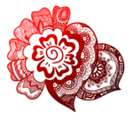 Mehendi Hand Designs PNG Free Download icon png