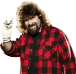 Mick Foley Transparent Background icon png