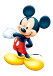 Mickey Mouse PNG Photo icon png