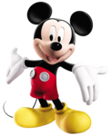 Mickey Mouse PNG Pic icon png