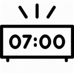 Morning Alarm Transparent PNG icon png