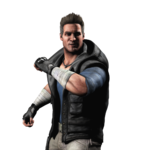 Mortal Kombat Johnny Cage PNG Image icon png