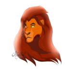 Mufasa PNG Photo icon png