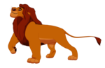 Mufasa PNG Photos icon png