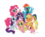 My Little Pony Transparent PNG icon png