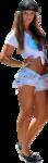 Nina Agdal Transparent Background icon png