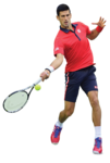 Novak Djokovic PNG File icon png