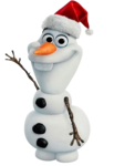 Olaf Snowman PNG Transparent Image icon png