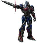 Optimus Prime PNG File icon png