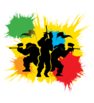 Paintball PNG Transparent Image icon png