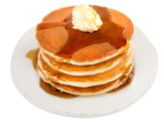 Pancakes Transparent PNG icon png