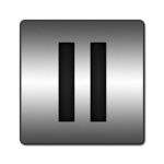 Pause Button PNG Pic icon png
