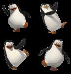 Penguins of Madagascar Transparent Background icon png