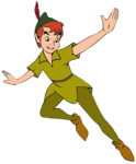 Peter Pan PNG HD icon png