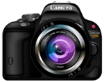 Photo Camera PNG Pic icon png